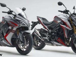 Suzuki chuẩn bị ra mắt hai phiên bản đặt biệt của sport bike huyền thoại GSX-S1000