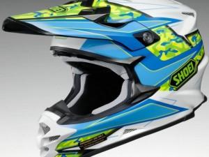 Mũ bảo hiểm thiết kế Graphic từ nhà sản xuất SHOEI