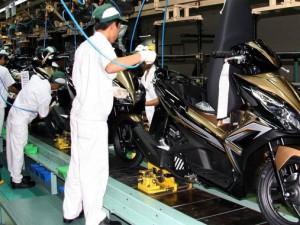 Honda gồng mình giữ ngôi đầu bảng tại thị trường Việt Nam