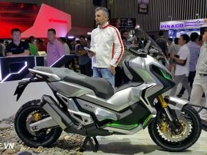 Honda ADV concept sẽ được chính người thiết kế ra nó giới thiệu tại VMCS 2016
