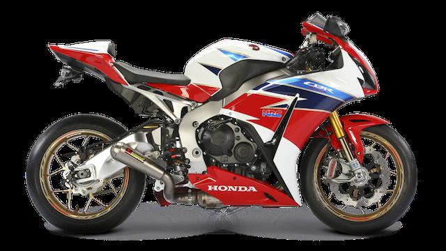 Honda CBR 1000RR Fireblade TT Special