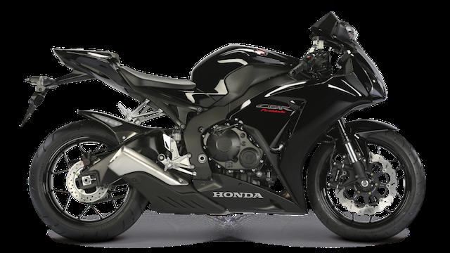 Honda CBR 1000RR Fireblade Black Edition