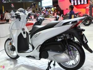 Honda SH300i ABS chính hãng sắp về Việt Nam