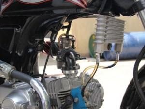 Hướng dẫn cách giảm nhiệt cho xe máy
