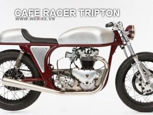 Bản dựng lại chiếc Cafe Racer TRIPTON nổi tiếng nhất thế giới