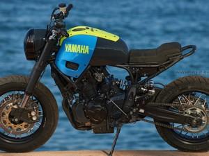 """Bản độ Cafe Racer """"Soái Ca"""" độc đáo từ Yamaha XSR700"""