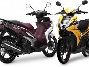 Yamaha Nouvo chính thức khai tử ở Việt Nam