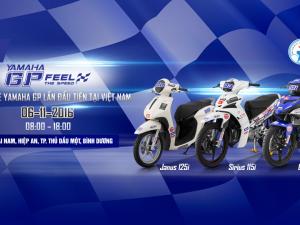 Giải đua Yamaha GP lần đầu tiên tại Việt Nam sắp diễn ra vào 6/11