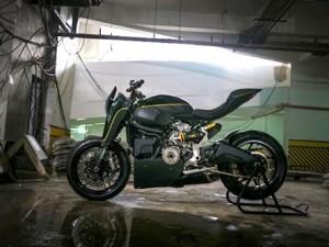 Ducati 899 Panigale khủng lột xác ngoạn mục