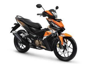 Honda Winner 150 có thêm 3 màu mới, giá bán 37 triệu tại Indonesia
