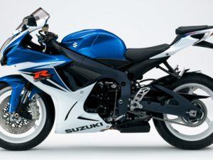 Đánh giá GSX-R600 qua top 10 sportbike 600cc tốt nhất thế giới