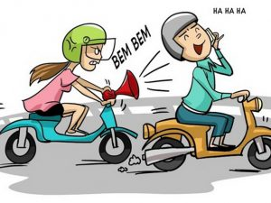 Nguyên tắc vàng để lái xe máy an toàn không phải ai cũng biết