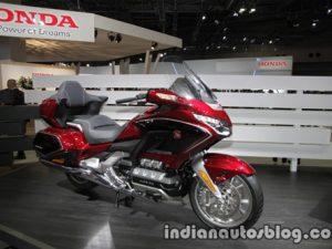 Honda Goldwing 2018 bắt đầu nhận đơn đặt hàng từ hôm nay