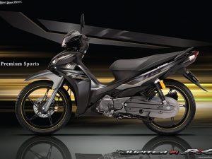 Yamaha Jupiter 2018 giá bán chỉ 30 triệu, đối đầu với Future của Honda