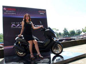 Yamaha NMAX 155 2018 được trình làng với giá bán hấp dẫn