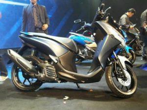 Cận cảnh Yamaha LEXi 125 hoàn toàn mới có giá 32 triệu đồng