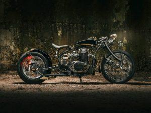 Duke Yamaha XS650 độ tuyệt đẹp được mệnh danh Star Lord