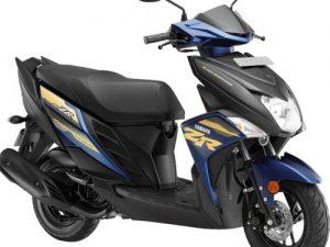 Yamaha Cygnus Ray ZR bổ sung thêm tùy chọn màu mới