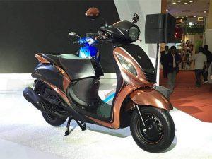 Chi tiết xe tay ga Yamaha Fascino 2018 giá siêu rẻ chỉ 18 triệu đồng