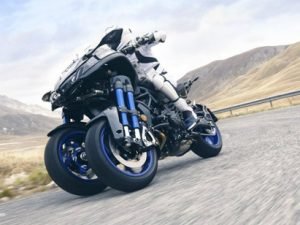"""Giá bán """"khó nuốt trôi"""" của môtô ba bánh Yamaha Niken"""