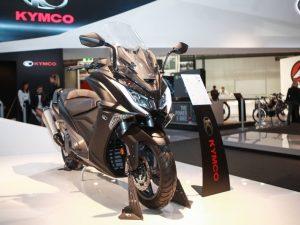 Kymco chuẩn bị ra mắt loạt xe mới tại Việt Nam