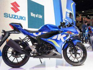 Bảng giá xe máy Suzuki tháng 7/2018: Giá bán ổn định, hấp dẫn