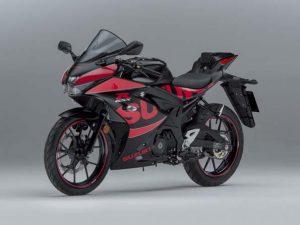 Chiếc Sport Bike Suzuki GSX-R125 trở nên cá tính và thể thao hơn với gói phụ kiện mới