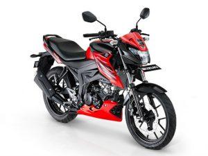 Thông số kỹ thuật cùng giá bán Suzuki GSX150 Bandit được công bố