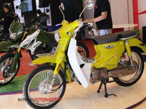 """Chiếc xe máy """"nhái"""" Honda Cub như xịn với giá bán chỉ 29,2 triệu đồng"""