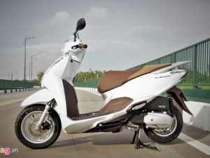 Honda LEAD tại Việt Nam không bị dính lỗi dây ga