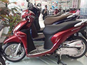 Đại lý 'thổi' giá xe máy, Honda Việt Nam không liên quan?