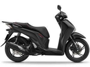 Xuất hiện Honda SH phiên bản đen mờ với giá bán lên đến 83,5 triệu đồng