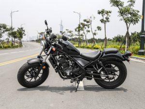 Honda Rebel 300 có những ưu điểm nào khiến biker mê mẩn?