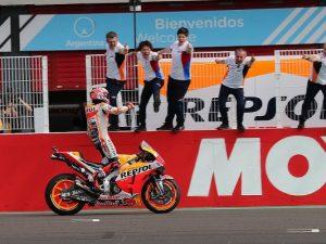 Sự bất ngờ không diễn ra tại Argentina MotoGP 2019