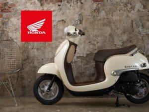 Giorno Metropolitan – Chiếc mini Scooter mới từ Honda