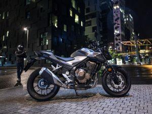 Cận cảnh Honda CB500F 2019 mới có giá 175 triệu đồng tại Việt Nam