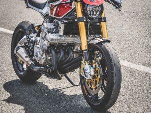 Honda CBX1000 Caferacer – Phong cách đậm chất đam mê