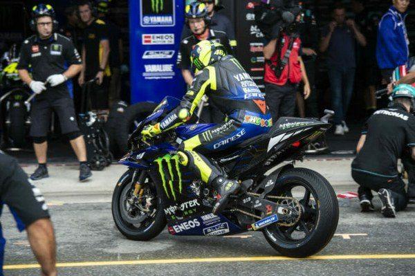 Rossi vẫn là niềm tin số 1 của Monster Energy