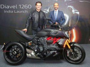 Ducati Diavel 1260 2019 xuất hiện tại châu Á và chuẩn bị về Việt Nam