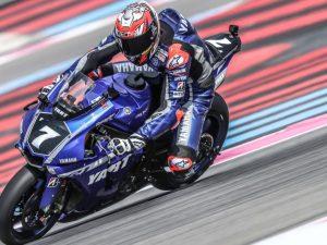 Sự trở lại ấn tượng của đội YART Yamaha