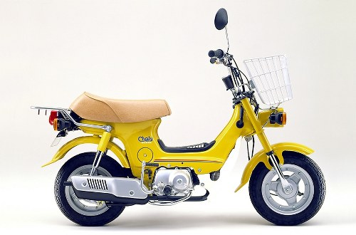 Honda Chaly 1981