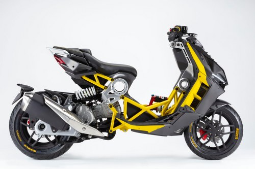 hyperscooter dragster