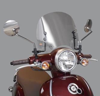 kính chắn gió xe máy cho honda giorno