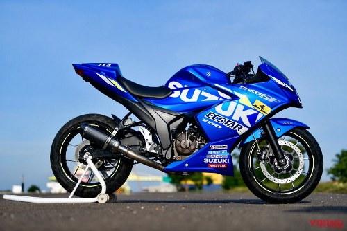 Suzuki Gixxer SF250 GP