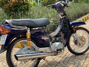 Honda Dream tứ quý 3 độ với chi phí 100 triệu đồng của biker Sài Gòn