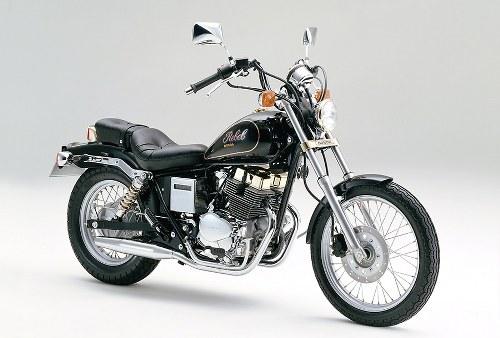 1986 Honda Rebel 250cc