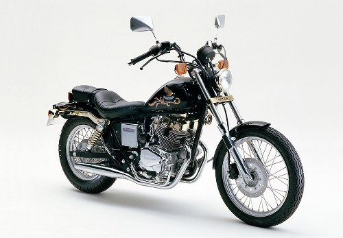 1986 Honda Rebel 250cc T1