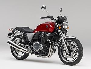 Honda CB1100 /EX/RS 2010 red