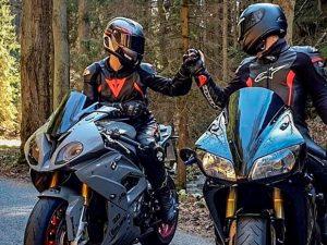 3 thói quen cần tránh trước khi lái xe máy