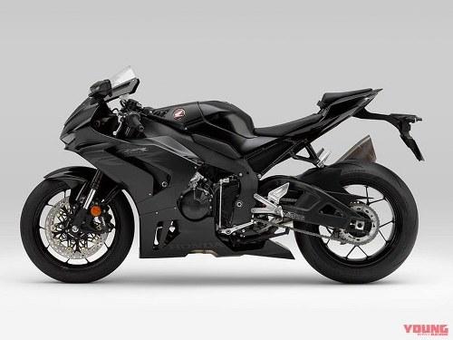 Honda CBR1000RR-R Fireblade 2020 Black